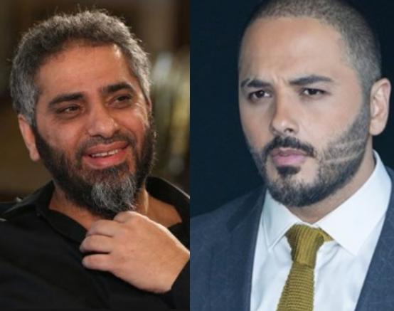 """رامي عياش """"يتشفّى"""" بحكم سجن فضل شاكر ويصفه بـ""""التنكة المصدية""""!  ..  صورة"""