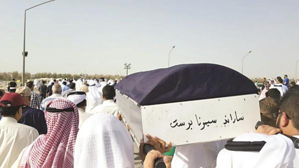 وفاة أمريكية في الكويت عقب 9 أيام من اعتناقها الإسلام