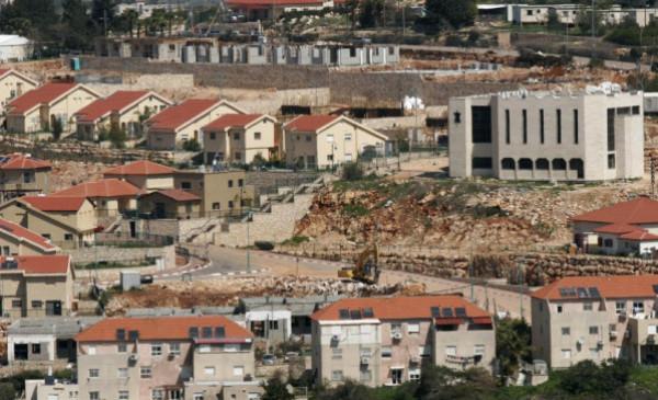 الاحتلال يبدأ ببناء حي استيطاني على أراضي بيت لحم