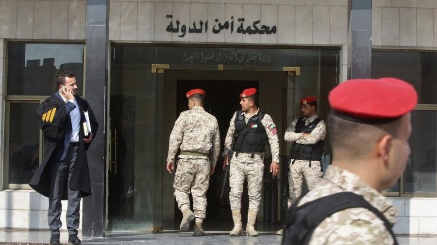 """""""أمن الدولة"""" للمستوطن المتسلل: ستمضي مدة الحكم عليك في الأردن"""