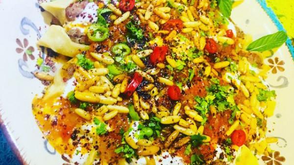 طريقة طبخ المانتي التركي