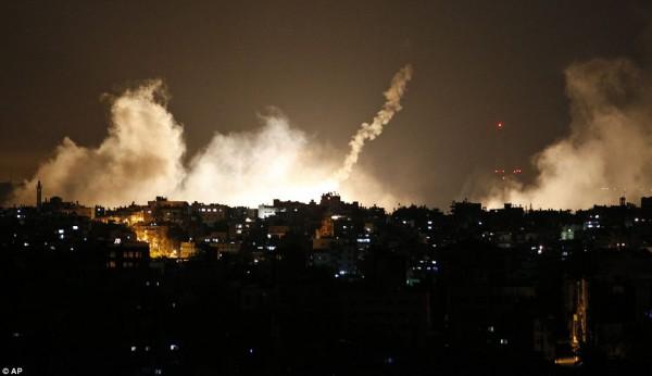 وزير الخارجية المصري:اعلان وقف اطلاق النار الليلة من القاهرة وفق المبادرة المصرية