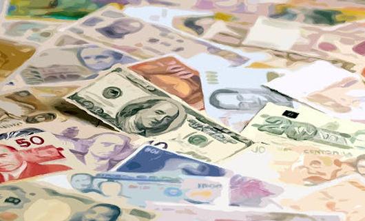 ارتفاع الاحتياطي الأجنبي في الاردن 8.3%
