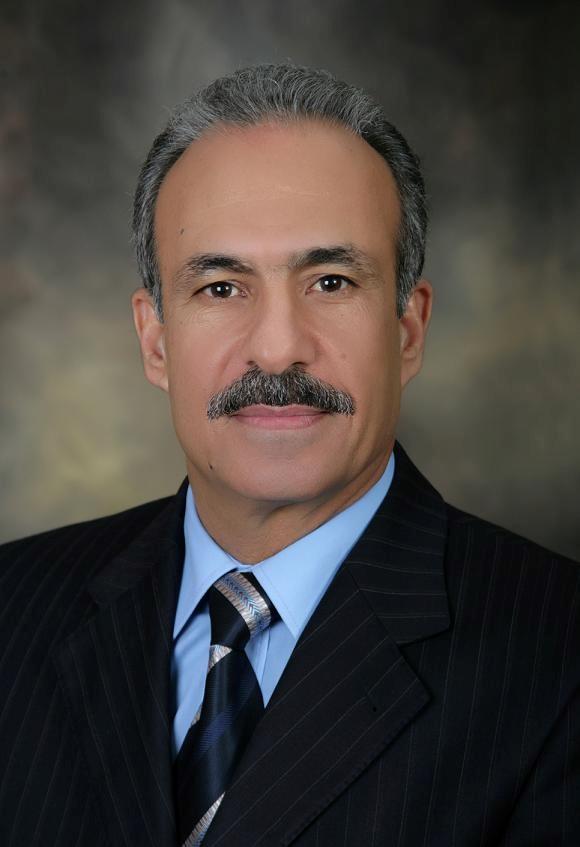 الاستاذ  الدكتور عدنان كاظم  .. الف مبروك