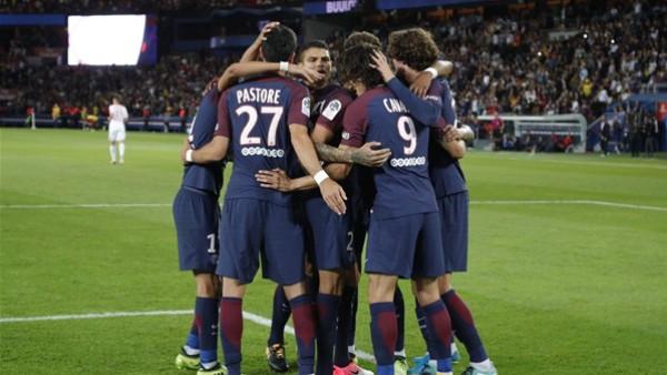 باريس سان جيرمان يسحق ديجون برباعية نظيفة في الدوري الفرنسي