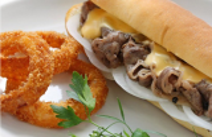 ستيك ساندويش على الطريقة الإيطالية للرجيم