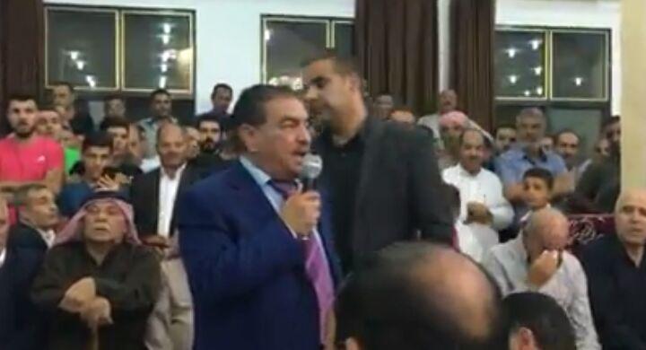 النائب الزعبي : احد افراد البحث الجنائي اتصل بي وقال ان مديرهم امرهم بتكسير الدكتور الذيابات واحضاره بكيس