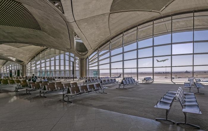 تراجع مؤشرات السفر عبر مطار الملكة علياء