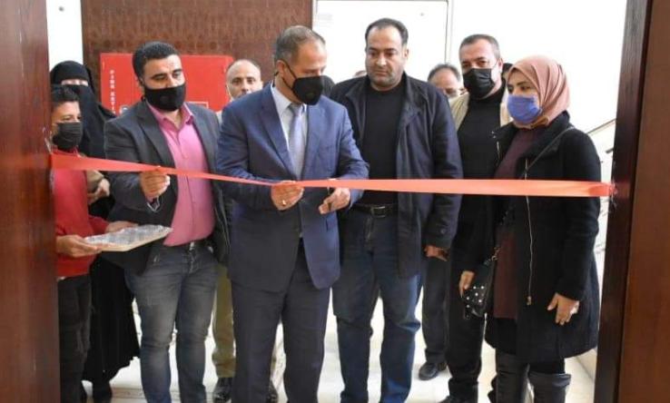 افتتاح البرنامج الوطني للقراءة في هاشمية الزرقاء