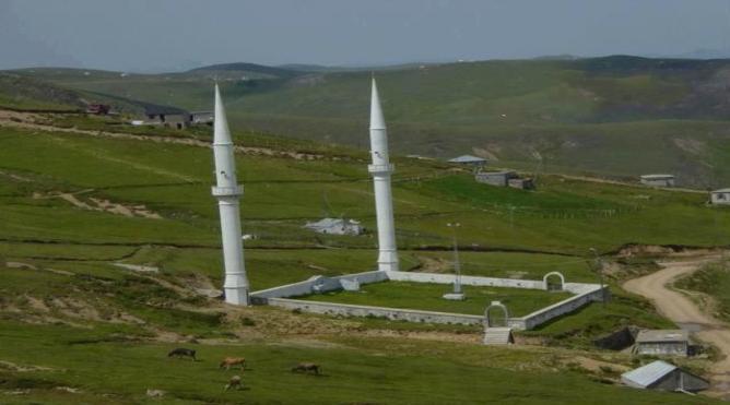 """ما قصة مسجد """" كأنني أكلت """" أو""""صانكي يدم"""" في تركيا؟ صور"""
