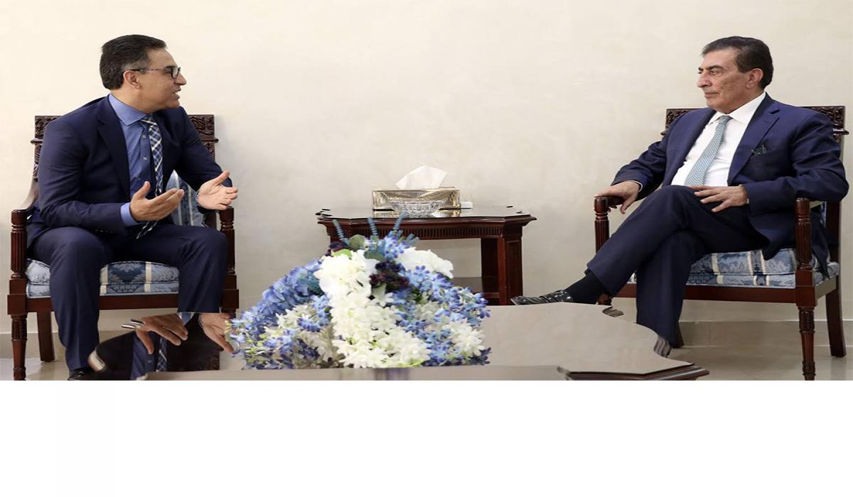 الطراونة يبحث والسفير المغربي العلاقات الثنائية