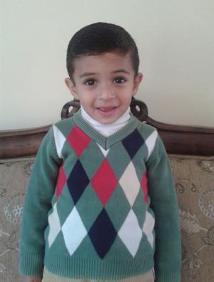 عيد ميلاد سعيد لـ عبدالرحمن الصرايرة