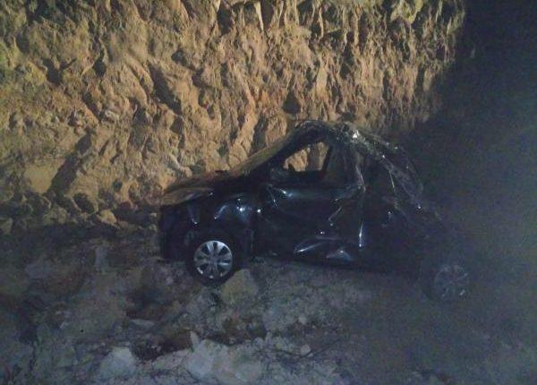 وفاتان و3 إصابات إثر حادث تدهور بالعقبة