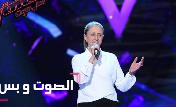 """المغربية نادية شيبوب: عاصي الحلاني ظلمني في """"ذا فويس"""""""