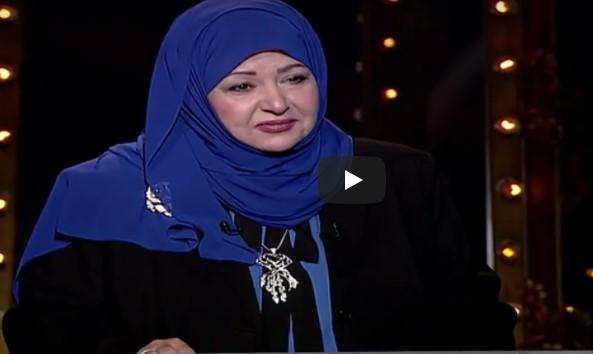 بالفيديو ..  عفاف شعيب تكشف عن خيانة زوجها لها مع سكرتيرة