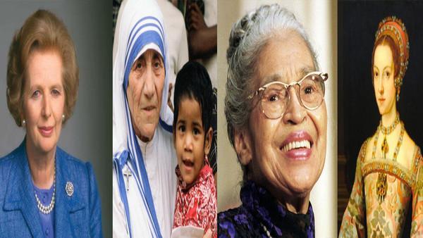 بالتفاصيل ..  تعرف على أهم 19 امرأة ساهمن بتغيير العالم ..  صور