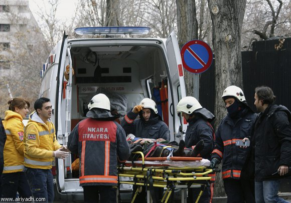 اعتقالات في صفوف حركة ماركسية تركية تبنت التفجير امام السفارة الاميركية