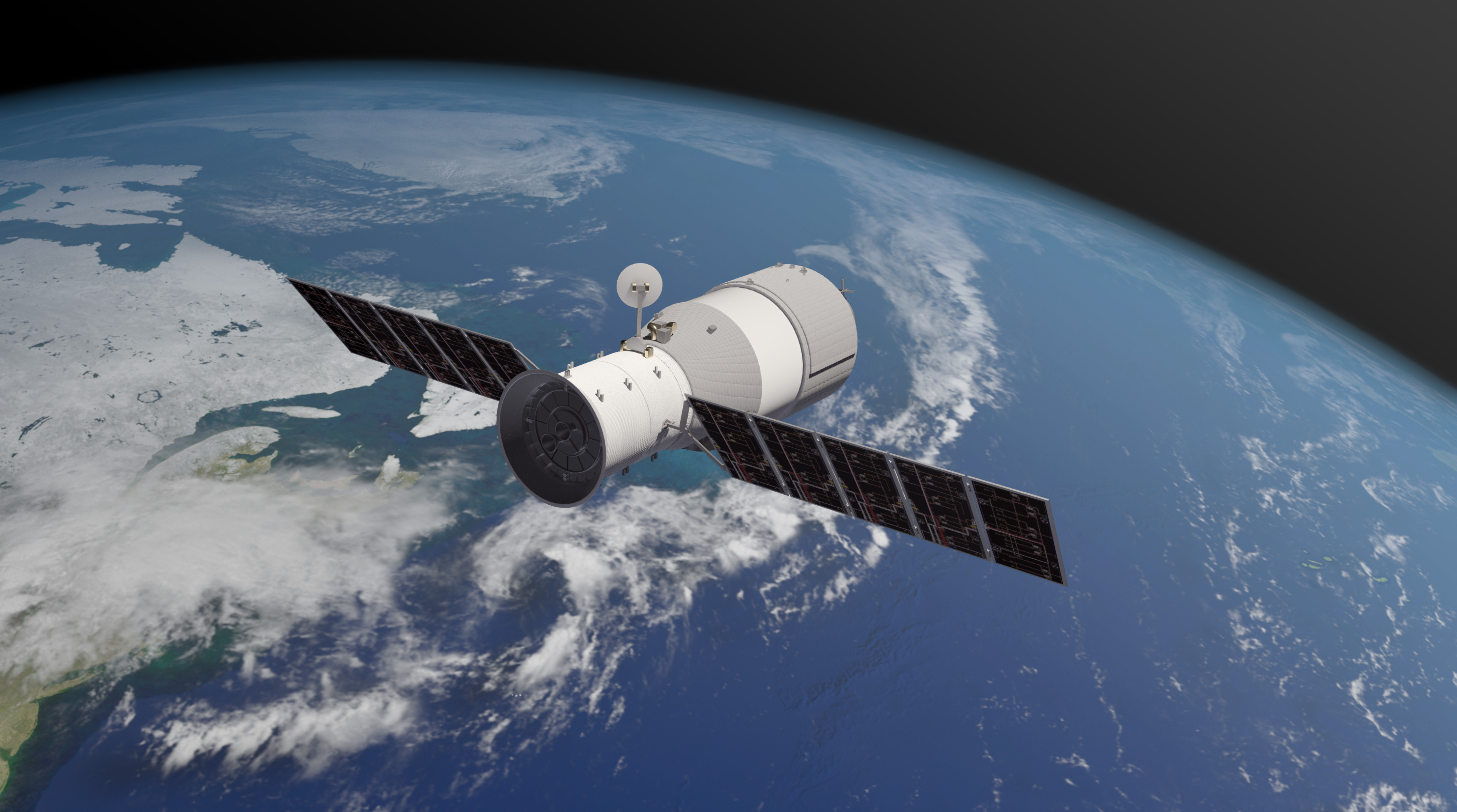 الصين تطلق 4 أقمار صناعية جديدة لمراقبة الأرض