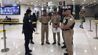 الكويت تكشف عن هوية موظف المطار الذي اختطف الخادمة الفلبينية