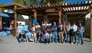 """بالصور ... وقفة اجتجاجية للمطالبة بانشاء """" نقابة للادلاء السياحيين """""""