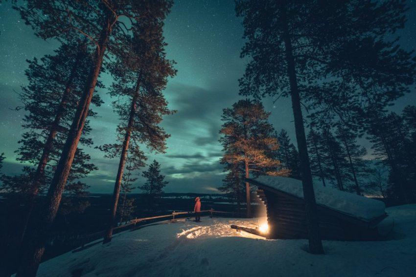 بالصور  ..  أفضل الوجهات السياحية الشتوية حول العالم