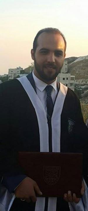 مبروك تخرج محمد  خالد الزبون
