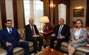 مصدر حكومي لسرايا : الخارجية التركية تقدمت باعتذار رسمي بسبب العلم الاردني المقلوب