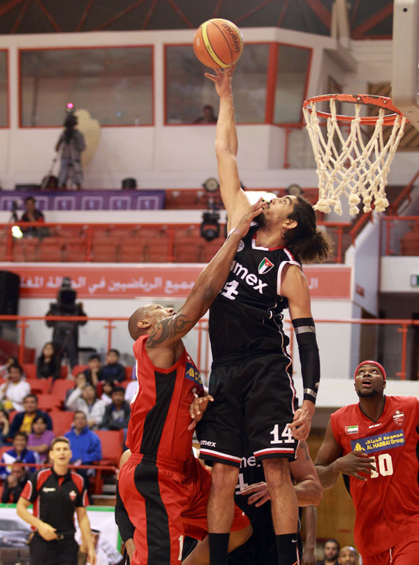 الرياضي ارامكس يلاقي المتحد اللبناني بهدف صدارة المجموعة