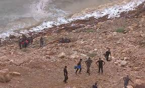 ارتفاع عدد ضحايا حادثة البحر الميت إلى 22 وفاة