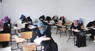 """7813 طالبا و طالبة  ..  امتحانات """"الشامل"""" اليوم"""
