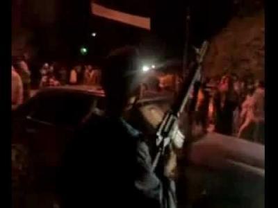 7 اصابات في مشاجرة واطلاق نار في حفل عرس بالجويدة