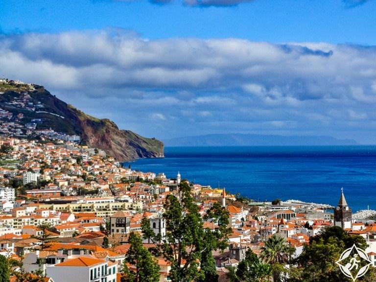 بالصور .. أفضل التجارب السياحية عند قضاء شهر العسل في ماديرا البرتغال