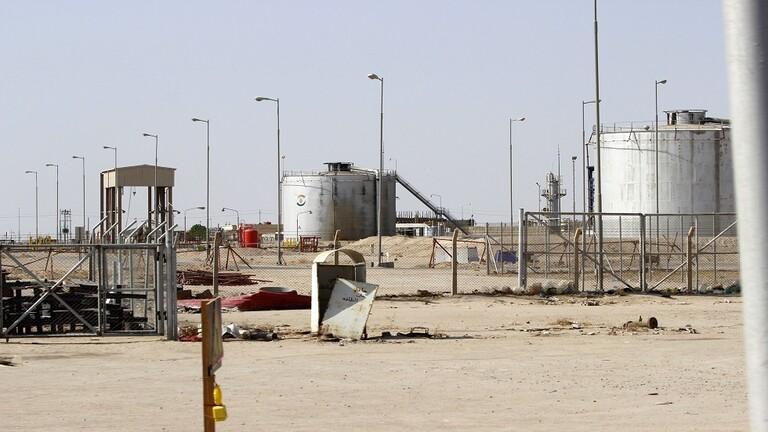 سقوط 3 صواريخ قرب موقع شركة أمريكية بجنوبي العراق