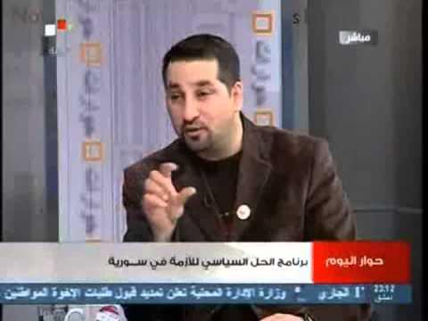 """التلفزيون السوري: """"إذا سيطر الإسلاميون ستكون وجهتهم القدس"""" ..  فيديو"""