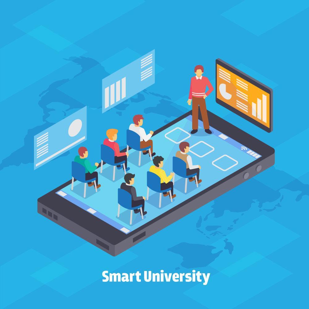 الجامعة الذكية