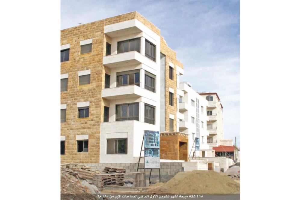 2.9 ألف شقة مبيعة مستفيدة من قرار الإعفاء الشهر الماضي