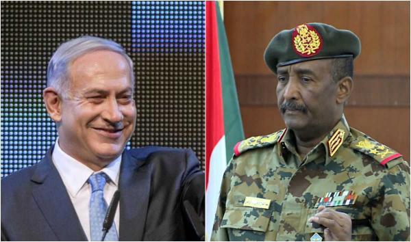 ترامب يعلن عن اتفاق تطبيع علاقات بين السودان وإسرائيل
