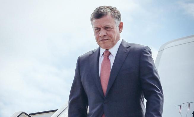 الملك غادر إلى نيويورك للمشاركة باجتماعات الجمعية العامة