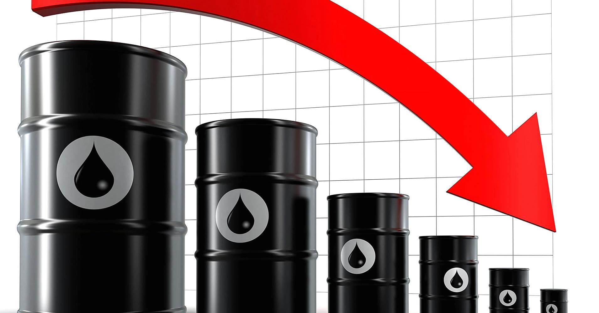 النفط يتراجع 1 % بعد الضربات الجوية على سوريا