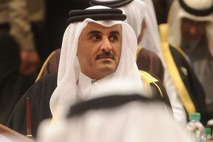 ماذا قال أمير قطر عن وفاة مرسي ؟