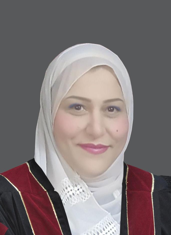 الدكتورة الناظر إلى رتبة أستاذ مشارك في جامعة الشرق الأوسط