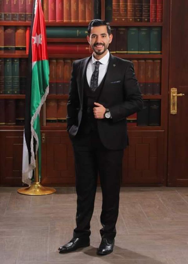 المهندس محمد العطيوي الجدوع  ..  مبارك التخرج