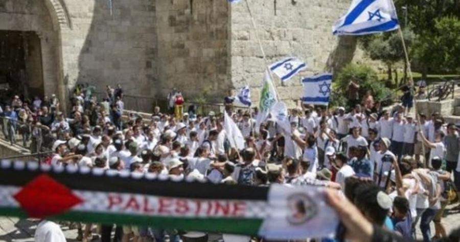 ماذا تعرف عن مسيرة الأعلام الصهيونية؟