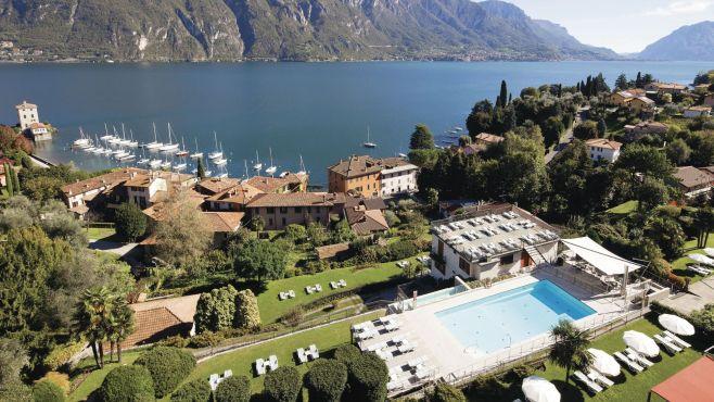 بالصور  ..  افضل فنادق مدينة كومو الايطالية