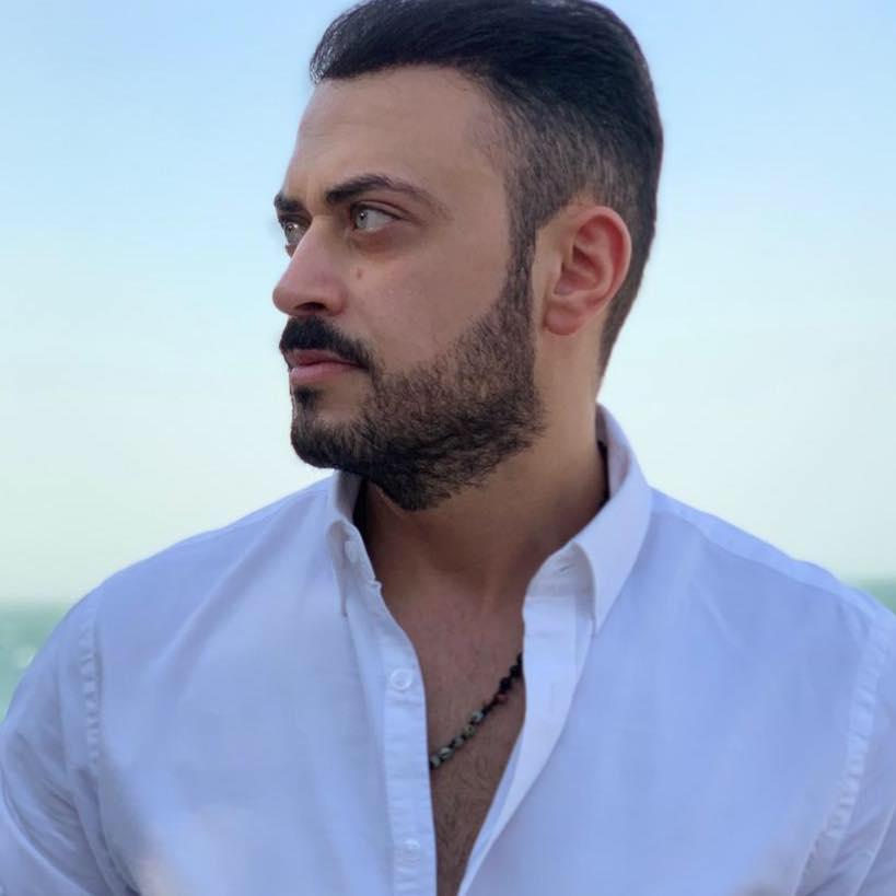 مصطفى عوض  .. مبارك