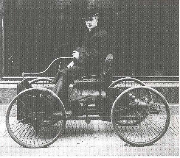 بالصور ..  أين صنعت أول سيارة في العالم؟