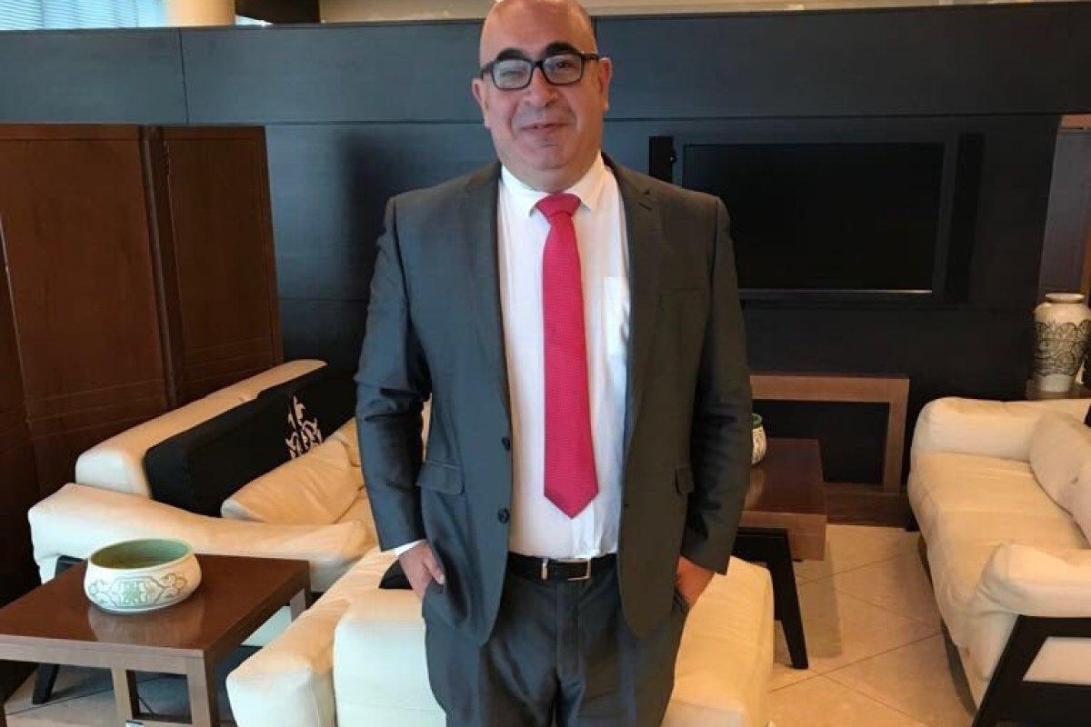 السفير الاسرائيلي فايسيرود يصل عمان