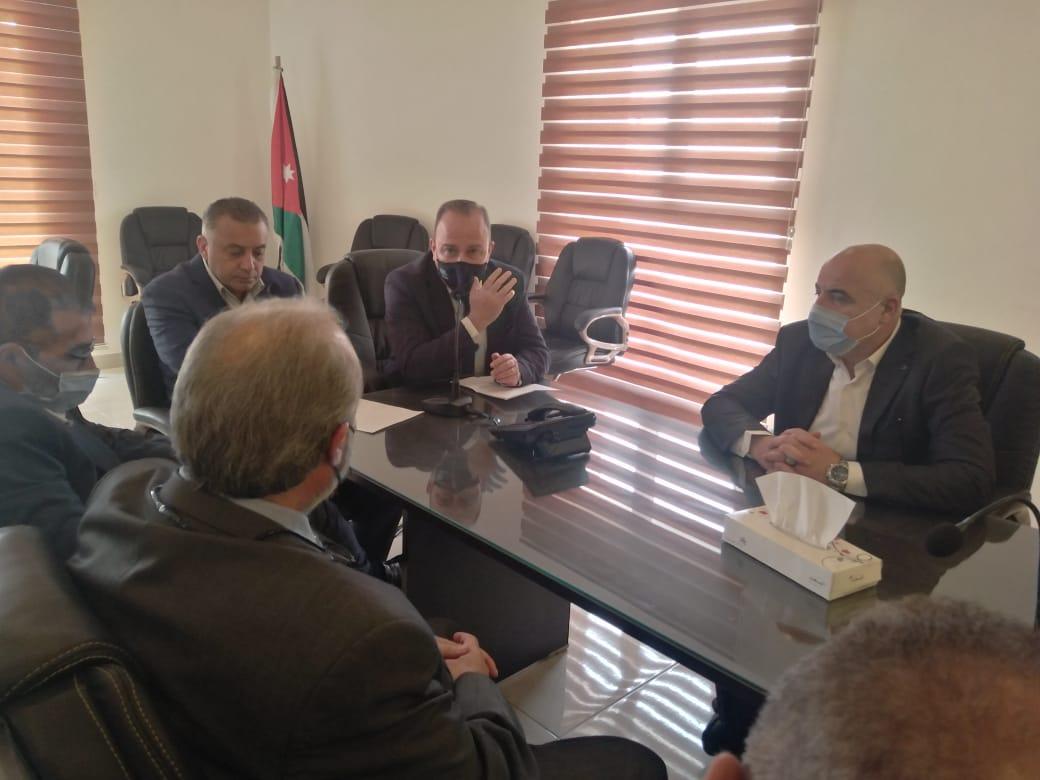 فلسطين النيابية والشؤون الفلسطينية تبحثان أوضاع مخيمات اللاجئين الفلسطينيين