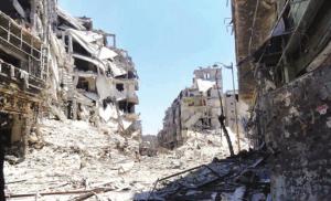 كلفة الحرب في سورية تصل لـ 35 مليار دولار