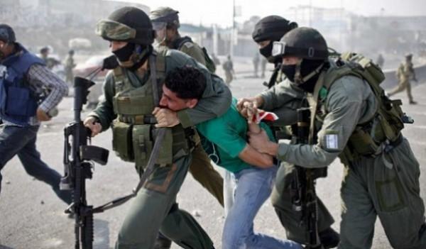 قوات الاحتلال تعتقل شابا في زبوبا غرب جنين